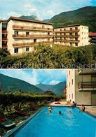 73591784 Meran_Merano Ferienhaus Josef Pircher Swimming Pool Meran Merano - Italia