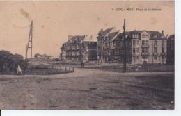 De Haan-Coq Sur Mer-Place De La Station - De Haan