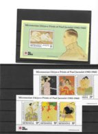 MICRONESIA Nº HB 10 AL 12 - Esposizioni Filateliche