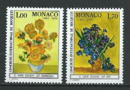 MONACO 1978 . N°s 1161 Et 1162 . Neufs ** (MNH) . - Monaco