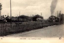 [45] Loiret > Orleans  / GARE / TRAIN  / LOT 809 - Orleans