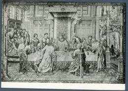 °°° Cartolina - Arazzo Fiammingo Conservato Nel Museo D'arte Sacra Di Camaiore Nuova °°° - Lucca