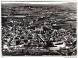 Carte Postale 84. Le Thor Vue Aérienne Très Beau Plan - Francia