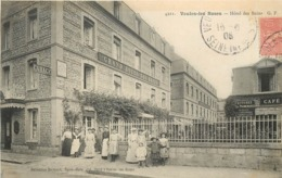 VEULES LES ROSES -  Hôtel Les Bains. - Veules Les Roses