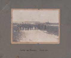 Camp De Beverloo Photo Véritable. Juin 1914. - Beringen