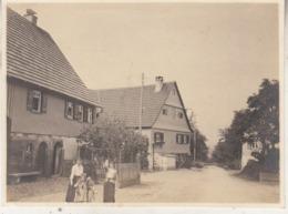 Garzweiler, Pfingsten 1922 - Foto 8.5 X 11 Cm - Places