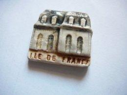 Façade MH - Ile De France - Charms