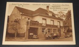 67 - Wasselonne - ( Bas - Rhin ) - Grand Garage Excelsior : Charles Schibler :::::: Station Service - Voitures ----- 512 - Wasselonne