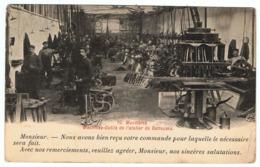 Montières-les-Amiens / Machines-outils De L'atelier De Batteuses / DND - Amiens