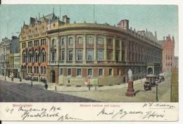 BIRMINGHAM / MIDLAND INSTITUTE AND LIBRARY - Birmingham