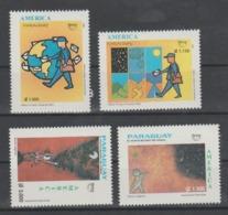 PARAGUAY  1997+99  **   MNH   UPAEP - Paraguay