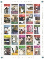 BLOC FEUILLET**. VATICAN. 2003. XXV ANNO PONTIFICATO DI GIOVANNI PAOLO /.5 - Blocs & Feuillets