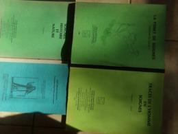 Soigne 4 Livres These Trace Homme La Foret Histoire Prieures En Soignes Trois Fontaines Doc Rare - Tijdschriften