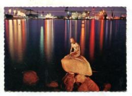 DENMARK - AK 363886 Copenhagen - The Little Mermaid - Denmark