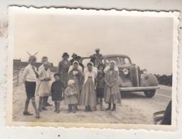 Westcapelle - Old Timer - 1937 - Zeer Geanimeerd - Foto 6 X 8.5 Cm - Auto's