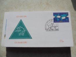 Belgique Fdc Upu 1999 / Numero 2814 Obliteration Special Poste En Australie - 1991-00