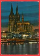 Germany - Kölner Dom - Hohe Domkirche Zu Köln - Kirchen U. Kathedralen