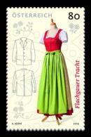 Austria 2019 Mih. 3492 Traditional Costumes Of Flachgau MNH ** - 1945-.... 2nd Republic