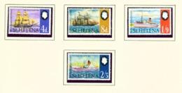 ST HELENA - 1968 Mail Communication Set Unmounted/Never Hinged Mint - Saint Helena Island