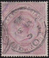 Ceylon     .    SG        .    201     .         O      .       Cancelled .   /   .   Gebruikt - Ceylon (...-1947)
