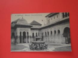 ESPAGNE  Andalousie  Granada - Granada