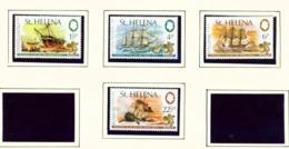 ST HELENA - 1973 East India Company Set Unmounted/Never Hinged Mint - Saint Helena Island