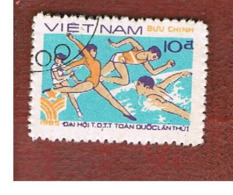 VIETNAM - SG 863    - 1985 NATIONAL GAMES: DIFFERENT SPORTS  -    USED - Vietnam