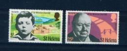 ST HELENA - 1974 Churchill Set Unmounted/Never Hinged Mint - Saint Helena Island