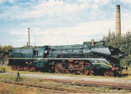 SCHNELLZUGLOKOMOTIVE  18  314 - Trains