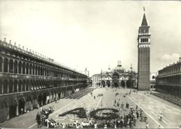 Venezia (Veneto) Piazza San Marco, 125^ Delle Assicurazioni Generali (1831-1956) Il Posto Dei Piccioni - Venezia (Venice)