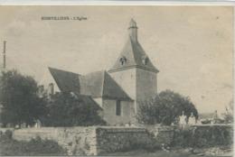 BOINVILLIERS  (Yvelines)  L'église - Autres Communes