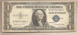 USA - Banconota Circolata Da 1 Dollaro P-416NM - 1935 #17 - Certificati D'Argento (1928-1957)