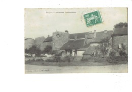 Cpa - 58 -  Decize - Anciennes Fortifications - Edit Bonneau - Tour - Decize