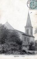 CPA  -Ippecourt  (55)     L' Eglise - Francia