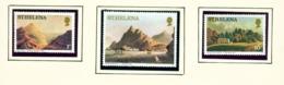 ST HELENA - 1982 Definitives With Date Imprint Set Unmounted/Never Hinged Mint - Saint Helena Island