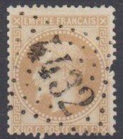GC  4432  LONGCHAUMOIS  ( 38 JURA  ) - Marcophilie (Timbres Détachés)