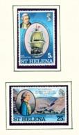 ST HELENA - 1975 Captain Cook Set Unmounted/Never Hinged Mint - Saint Helena Island