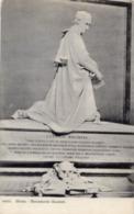 Cartolina Antica MONUMENTO ANTONIO ROSMINI (Stresa) - OTTIMA R18 - Sculture