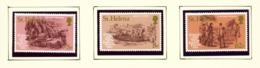 ST HELENA - 1980 Empress Eugenie Set Unmounted/Never Hinged Mint - Saint Helena Island