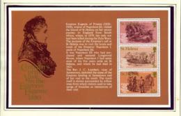 ST HELENA - 1980 Empress Eugenie Miniature Sheet Unmounted/Never Hinged Mint - Saint Helena Island