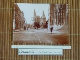 Photo Amateur Du Début Du XXème Siècle, Beauvais - Beauvais