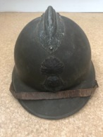Casque Modèle 26 Infanterie Coloniale - Cascos