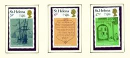 ST HELENA - 1980 London 1980 Set Unmounted/Never Hinged Mint - Saint Helena Island