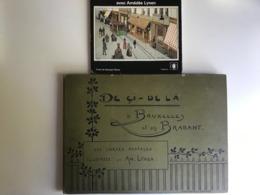 CPA ALBUM 200 AMEDEE LYNEN ART NOUVEAU DE CI DE LA A BRUXELLES ET EN BRABANT - Lynen, Amédée-Ernest