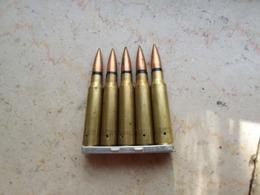 Clip De 5 Cartouches MAS 36 - Armes Neutralisées