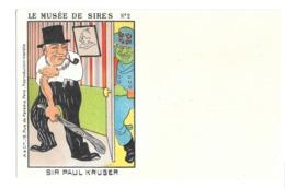 CPA 6 ROUBILLE ART NOUVEAU MUSEE DE SIRES - Illustratoren & Fotografen
