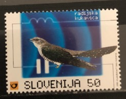 Slovenia, 1998, Mi: 236 (MNH) - Pájaros Cantores (Passeri)
