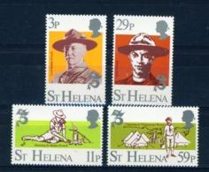 ST HELENA - 1982 Scouts Set Unmounted/Never Hinged Mint - Saint Helena Island