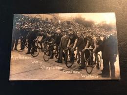 Appelhans Wittig Walthour Lewanow Junghans  Radfahrer Radrennen Radsport  Cycling Velo Wielrennen - Cyclisme