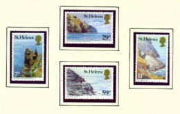 ST HELENA - 1982 Views Set Unmounted/Never Hinged Mint - Saint Helena Island